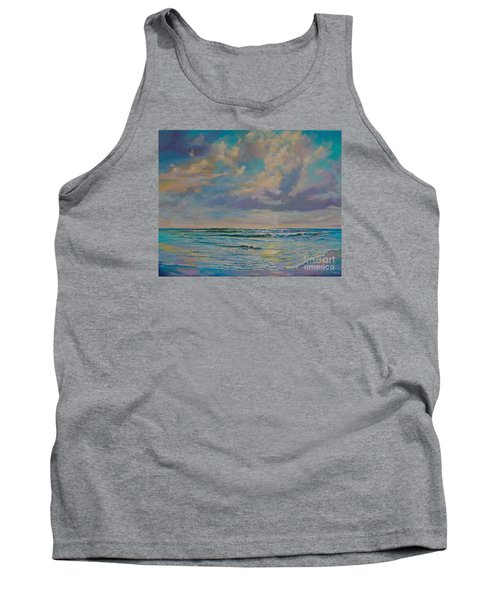 Serene Sea Tank Top by AnnaJo Vahle