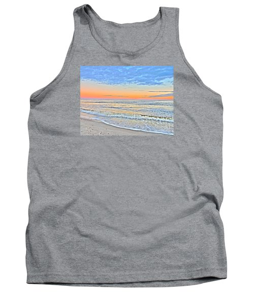 Serene Sunset Tank Top