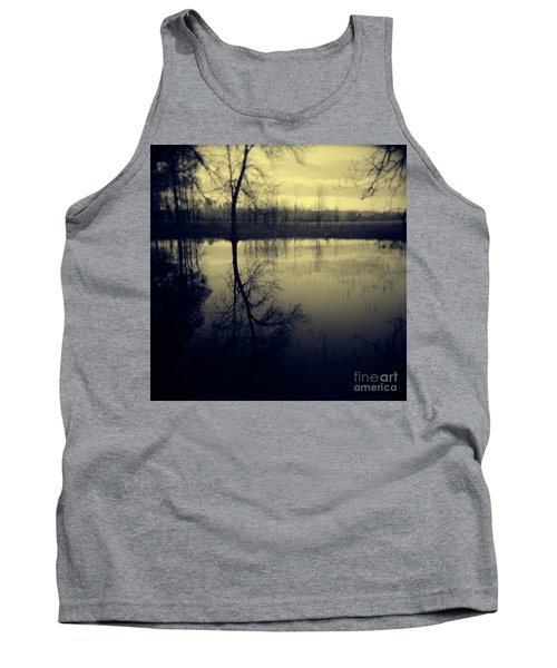 Series Wood And Water 5 Tank Top