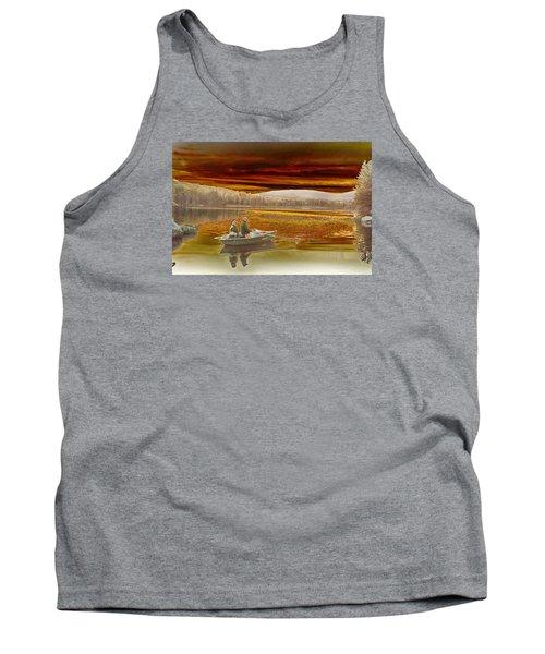 Seyon Sunset Tank Top