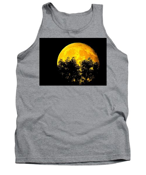 Shadows In The Moon Tank Top