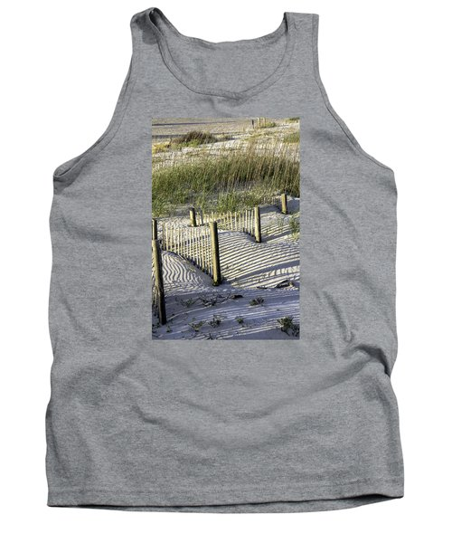 Shadows On The Dune Tank Top