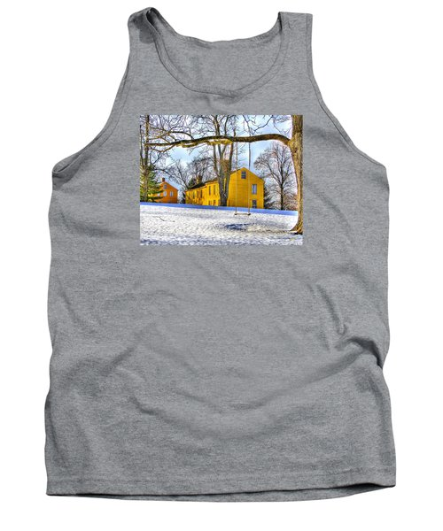 Shaker Swing In Winter 2 Tank Top