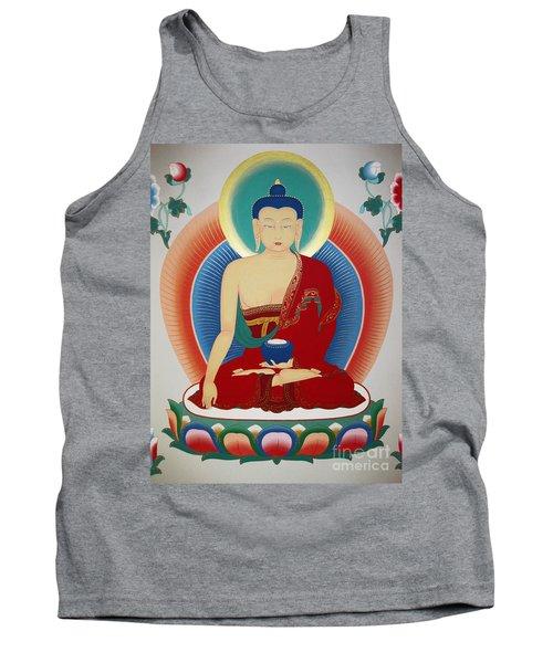 Shakyamuni Buddha  Tank Top
