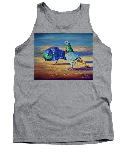 Shall We Dance? Tank Top