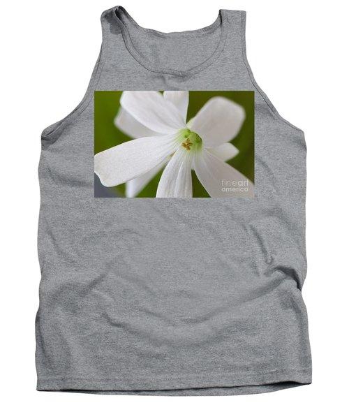 Shamrock Blossom Tank Top