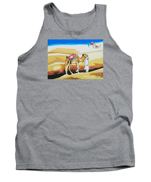Sharing The Journey Tank Top