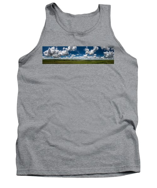 Sharps Creek Road Panorama Tank Top