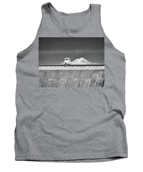 Shasta Dam  Tank Top