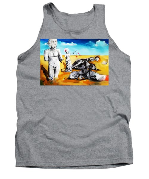 Shattered Limbs To Shattered Souls Tank Top