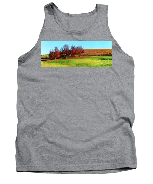 Shaw And Smith Winery Tank Top by Bill Robinson