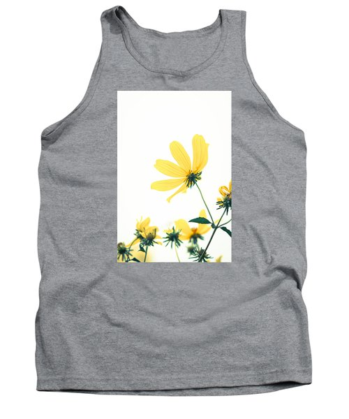 She Will Bring Out The Best Tank Top by Wade Brooks