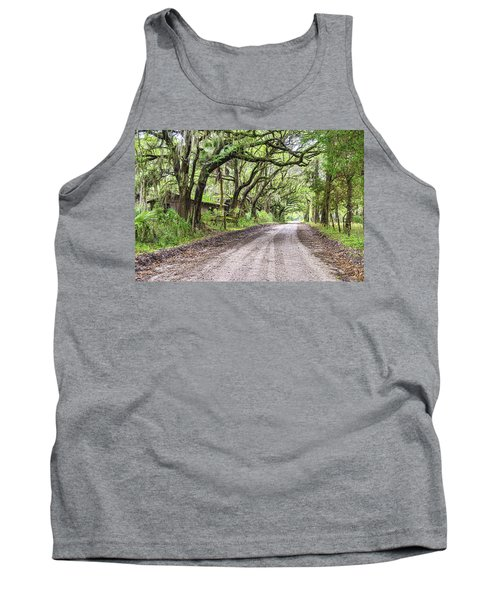 Sheep Farm On Witsell Rd Tank Top