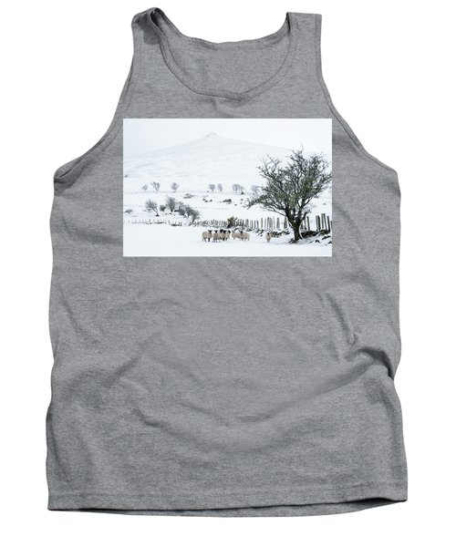 Sheep Shelter  Tank Top