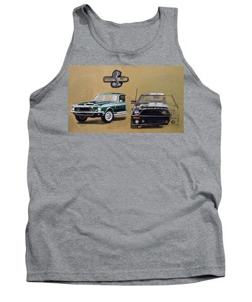 Shelby 40th Anniversary Tank Top
