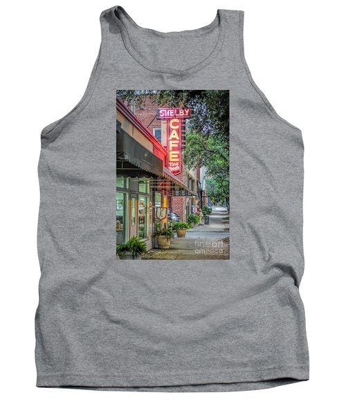Shelby Cafe Tank Top