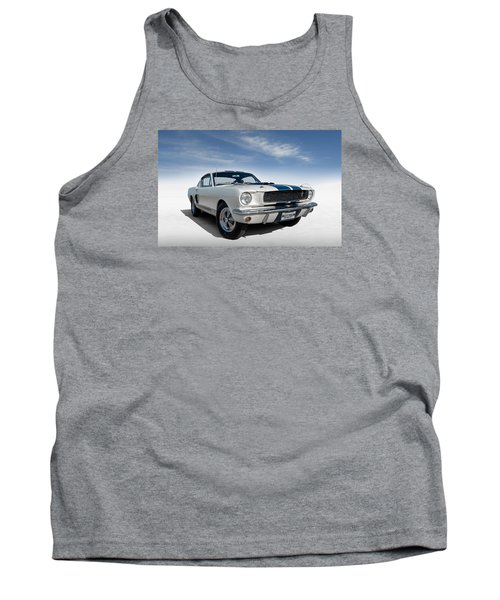 Shelby Mustang Gt350 Tank Top by Douglas Pittman