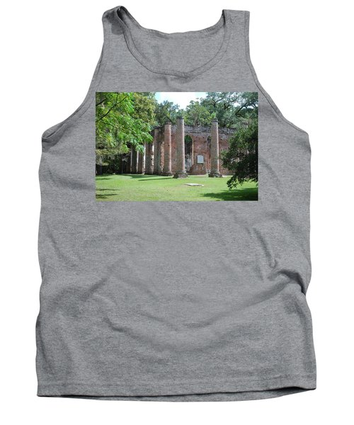 Sheldon Church 2 Tank Top