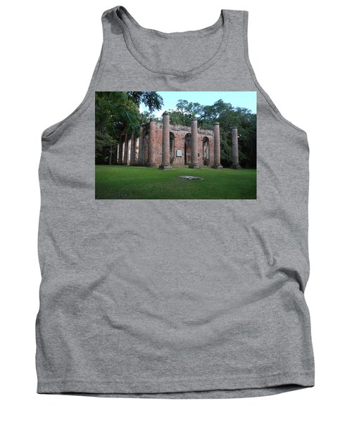 Sheldon Church 6 Tank Top