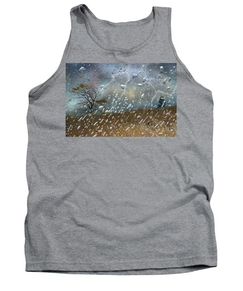 Shelter From The Storm Tank Top