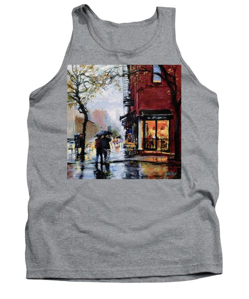 Shelter  Tank Top