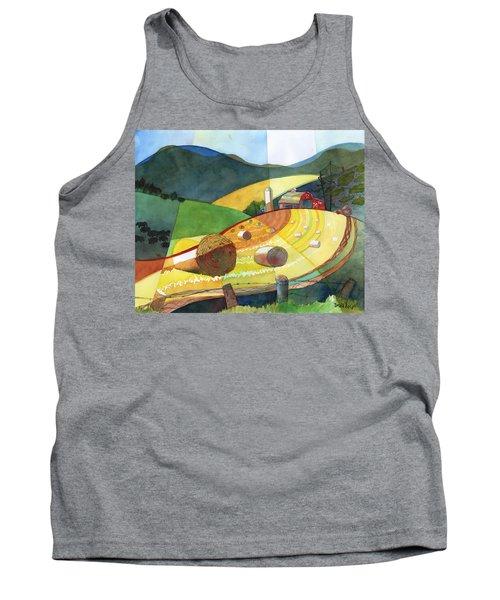 Shenandoah Haystacks Tank Top