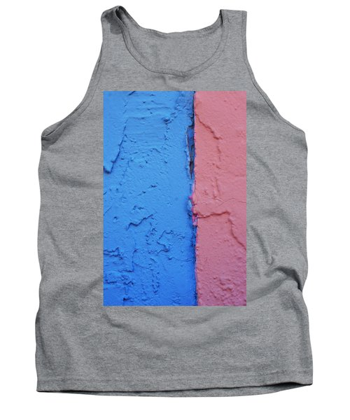 Tank Top featuring the photograph Sherbert Walls by Toni Hopper