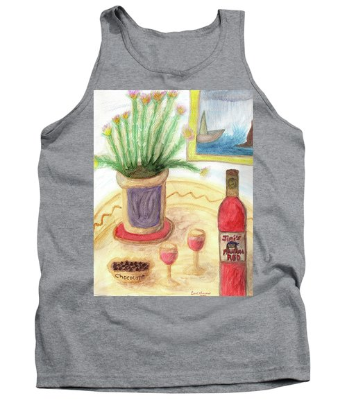 Shipwreck Cove  Tank Top