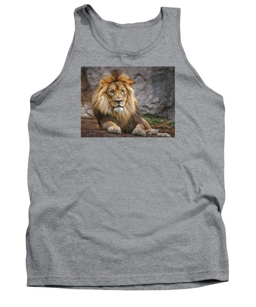 Tank Top featuring the photograph Shombay by Elaine Malott