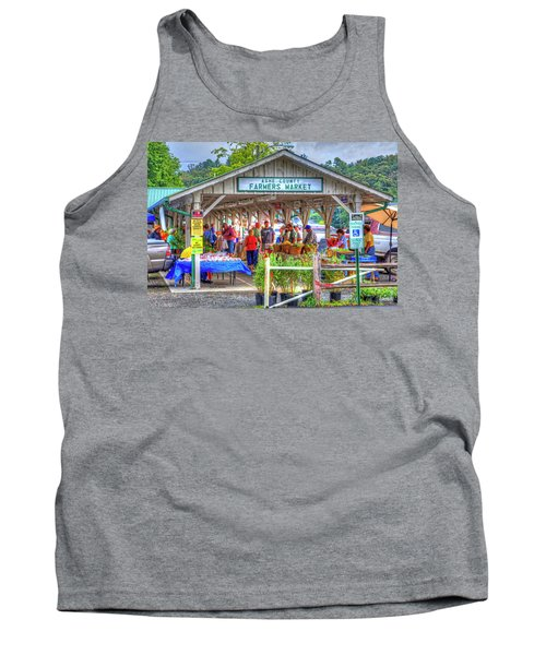 Shop Local Tank Top by Dale R Carlson