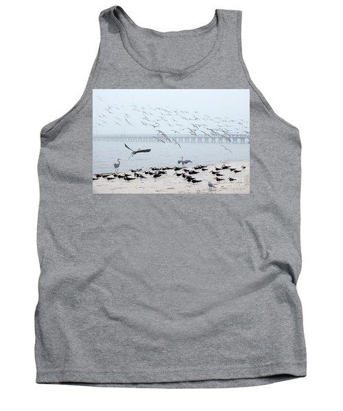 Shorebirds Tank Top