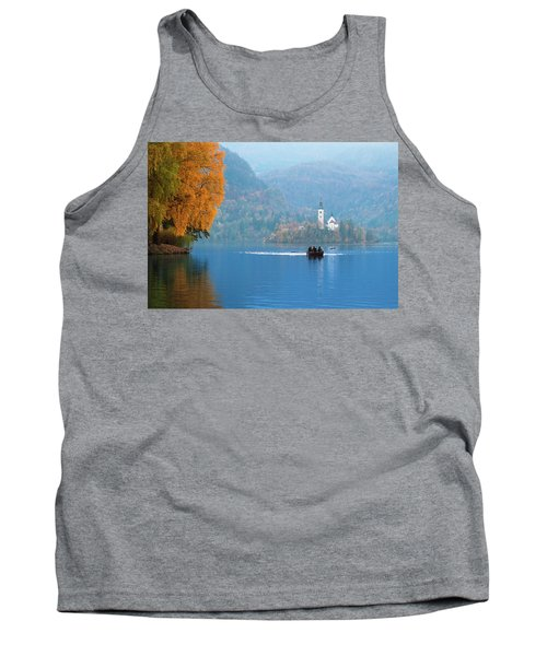 Shorewards Tank Top