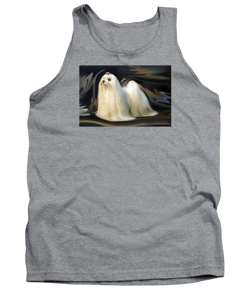 Tank Top featuring the photograph Show Stopper by Graham Hawcroft pixsellpix