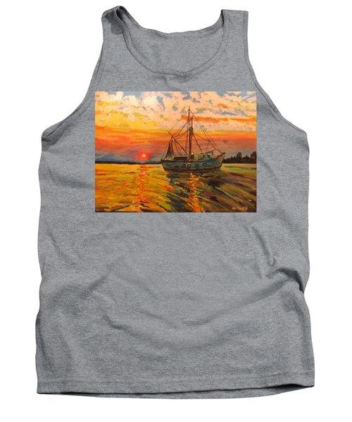 Shrimp Boat Tank Top