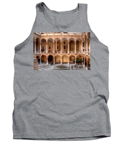 Sicilian Parliament Bldg Tank Top