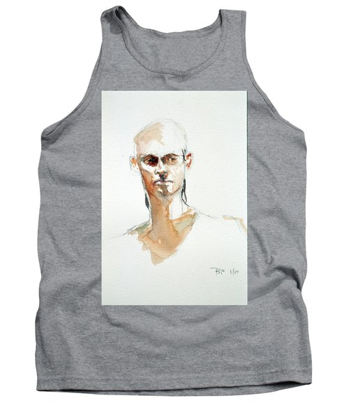 Side Glance Tank Top