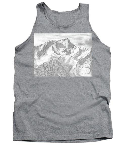 Sierra Mt's Tank Top