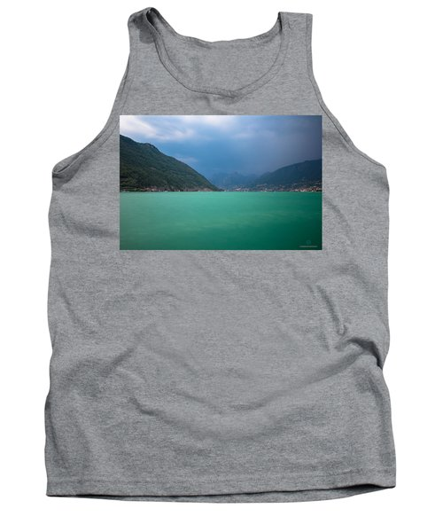 Signs Of Autumn Tank Top by Cesare Bargiggia