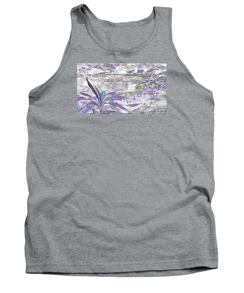 Silent Journey Tank Top by Mike Breau
