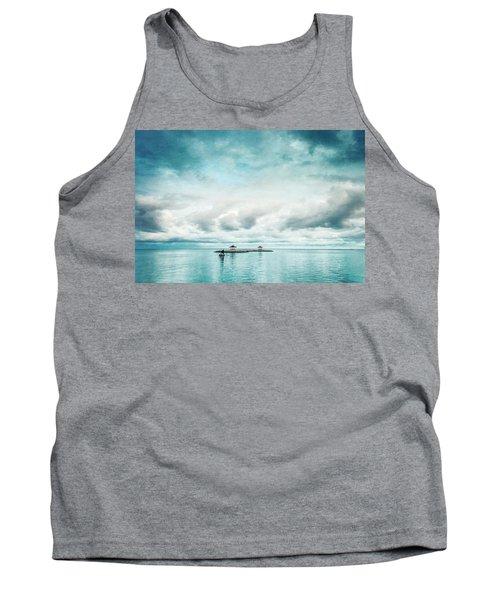 Silent Ocean Tank Top