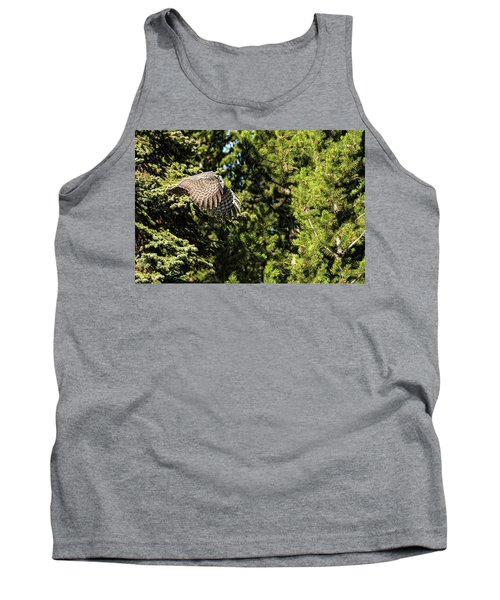Silently Tank Top