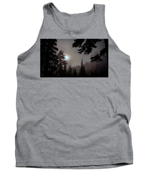 Silhouettes In The Mist 2008 Tank Top