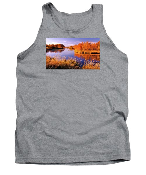 Silver Creek Fly Fishing Only Tank Top