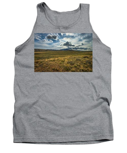 Silver Lining Tank Top