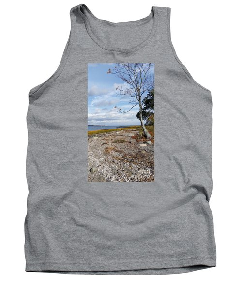 Silver Sands Tank Top by Raymond Earley