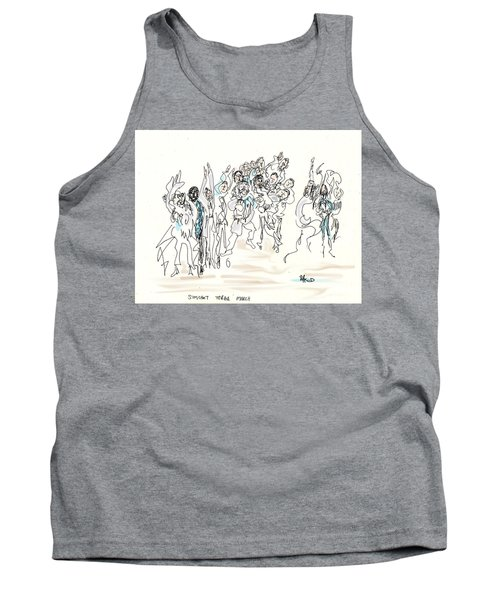 Simchat Torah Tank Top