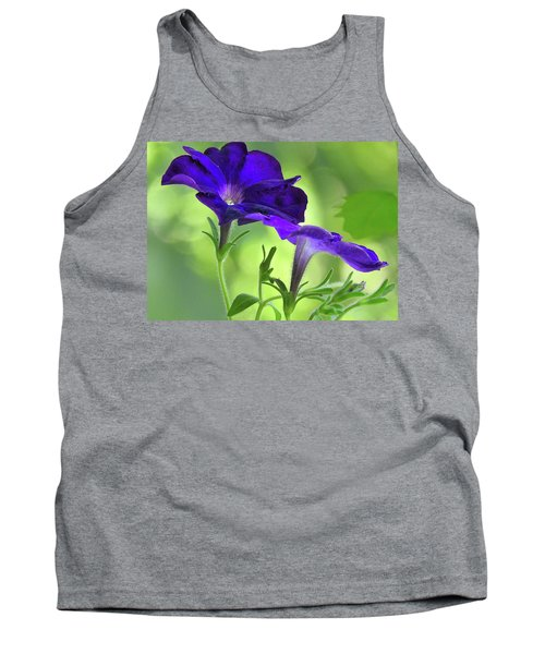 Simple And Undemanding Tank Top by Laura Ragland