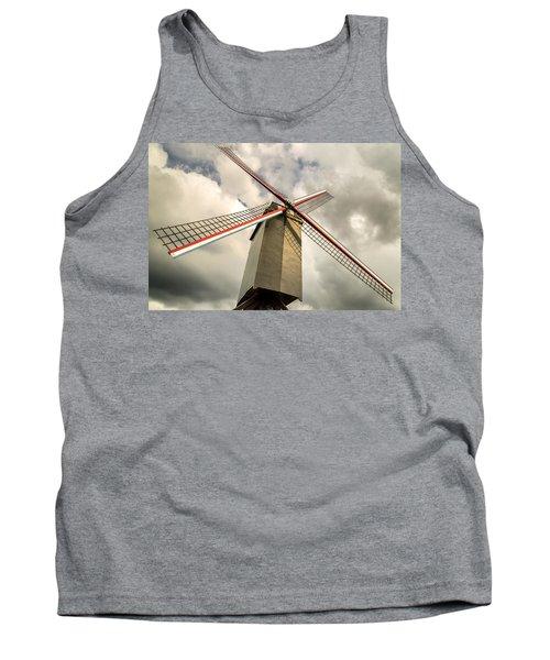 Sint Janshuismolen Windmill 2 Tank Top