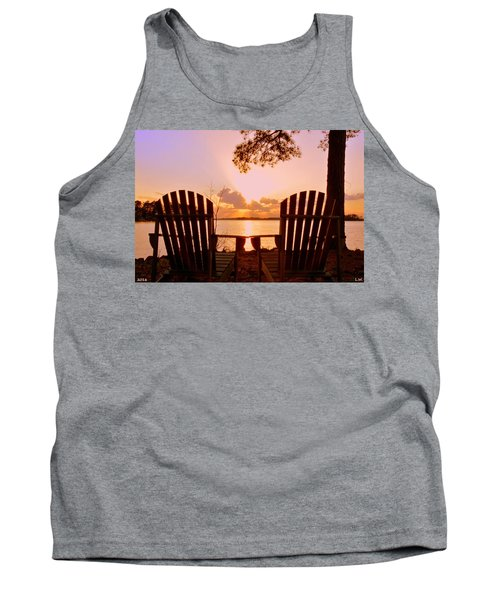 Sit Down And Relax Tank Top