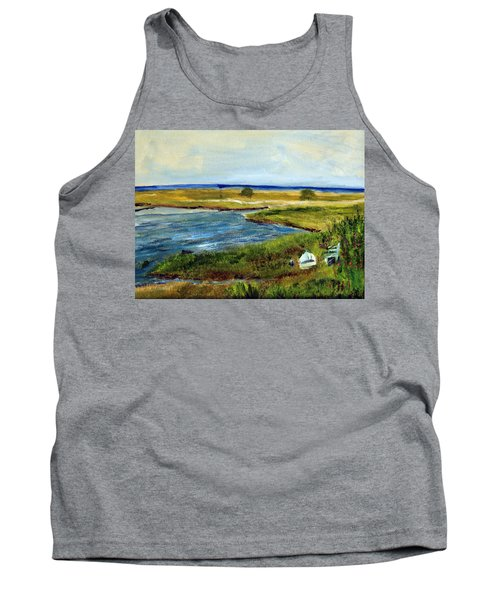 Sit Yourself Down Tank Top